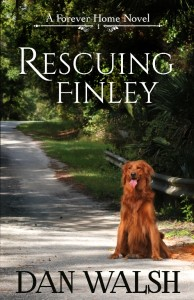 Rescuing Finley Cover - smaller
